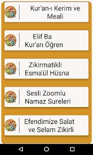 Download Yasin Mülk Fetih Vakıa Nebe Sesli İnternetsiz For PC Windows and Mac apk screenshot 20