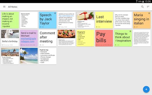 记事本 - 笔记|玩生產應用App免費|玩APPs