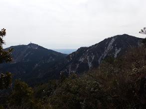 野登山と仙ヶ岳(東峰)