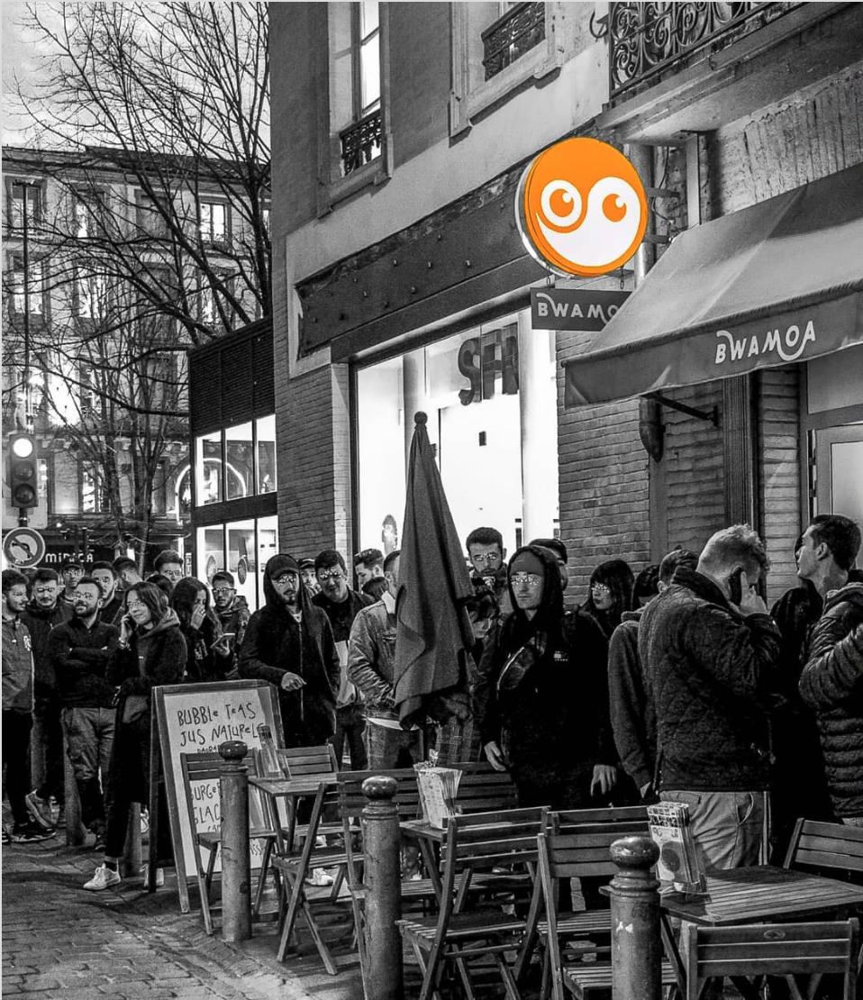Toulouse restaurant bar vie nocturne