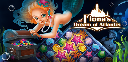 Let Fiona's dream come true in this exciting Match 3 game.
