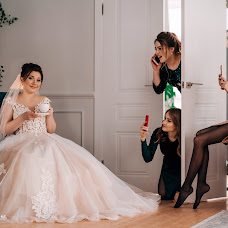 Wedding photographer Olga Nikolaeva (avrelkina). Photo of 31.03.2019