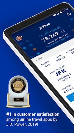 JetBlue - Book & manage trips 4.16.1 screenshots 1