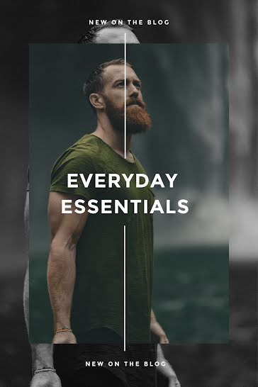 Everyday Essentials - Pinterest Pin Template