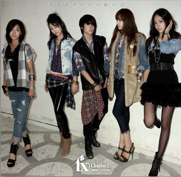 F(x) debut