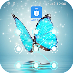 AppLock Theme A Butterfly Icon