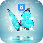 A Butterfly Theme For Applock