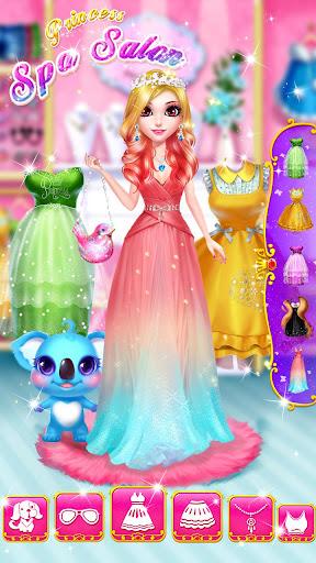 Princess Beauty Salon - Birthday Party Makeup 2.0.3151 screenshots 21