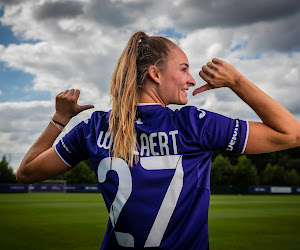 🎥 Les trente buts de Tessa Wullaert avec le RSC Anderlecht
