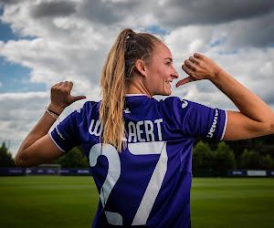 Ambitions sportives et projet d'avenir : Anderlecht voit plus loin avec l'arrivée de Tessa Wullaert