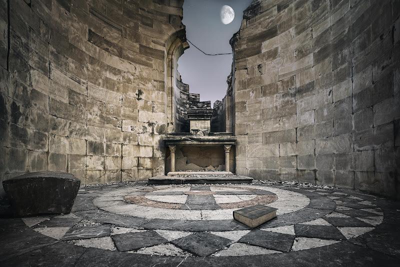 La cappella dimenticata di Roberto Pazzi Photography