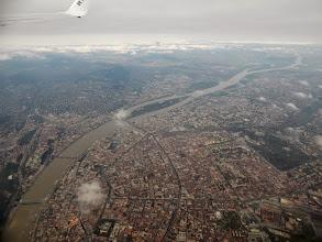 Photo: Alulról felfelé: Erzsébet híd, Lánchíd, Mardit híd, Margitsziget