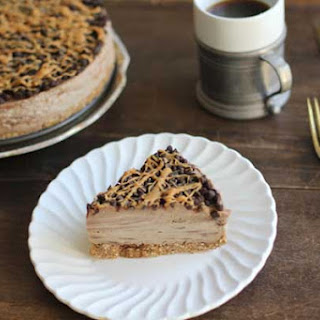 Chocolate Peanut Butter Swirl Icebox Cake