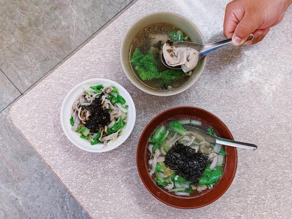 夏家手工魚麵|蘊藏在麵條裡的豐富鮮味