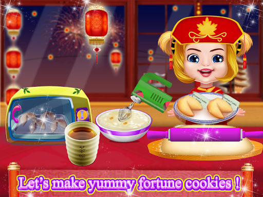 Chinese Food Maker - Yummy Cooking Chef Recipe 2.0 screenshots 4