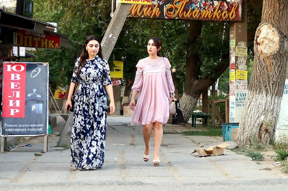 Дагестанская девушки в юбке — img 15