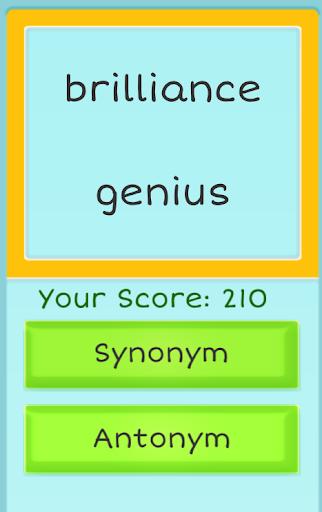 Synonym Antonym  screenshots 3