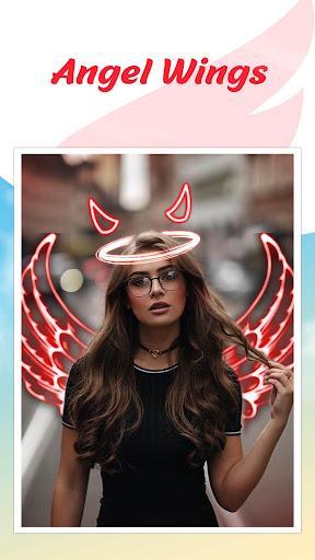 Angel Photo Editor 1.2.0 screenshots 1