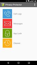 Cleaner screenshot thumbnail