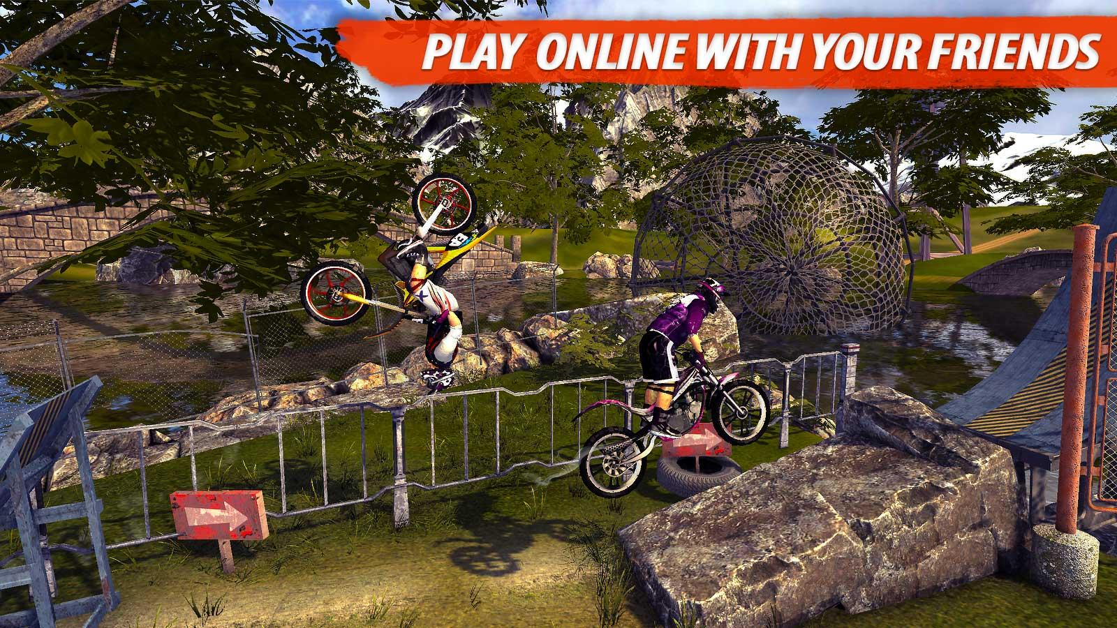 Bike Race Games