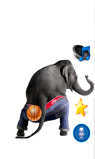 Dancing Talking Elephant 1.3 screenshots 4