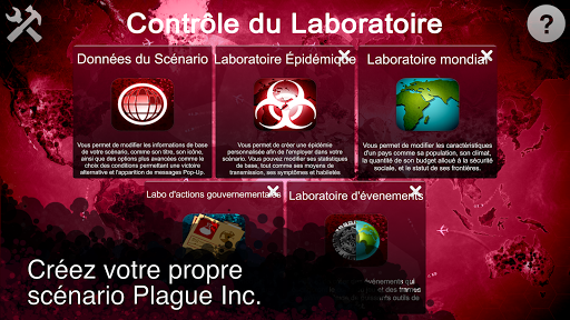 Code Triche Plague Inc: Cru00e9ateur APK MOD screenshots 2
