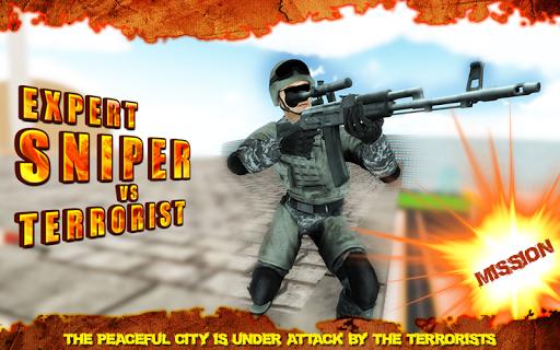 Modern Shooter Rouge Sniper 3D