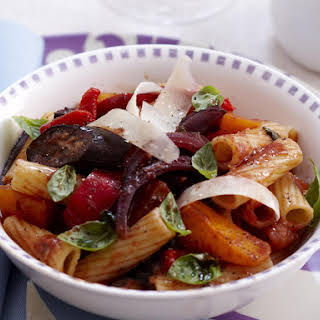 Roast Vegetable Pasta.