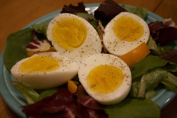 The Perfect Boiled Egg Recipe