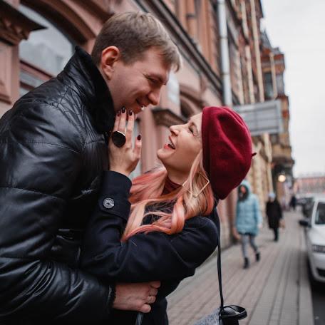Wedding photographer Tatyana Kuralovich (Devilin). Photo of 22.11.2017