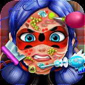 Tải Game Ladybug Skin Beauty Doctor