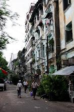 Photo: Year 2 Day 54 - Street in Yangon