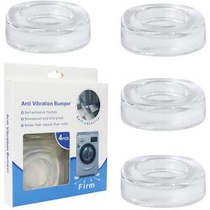 Set 4 amortizoare antivibratii pentru masina de spalat
