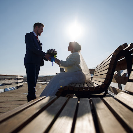 Wedding photographer Vladimir Kochkin (VKochkin). Photo of 20.02.2018