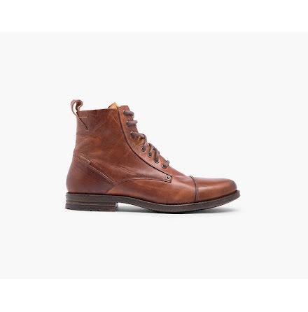 Levi's Emerson boots medium brown