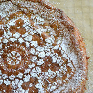 Flourless Vanilla Bean Cake Recipe