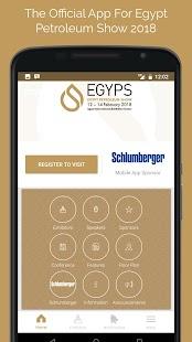 Egypt Petroleum Show - náhled