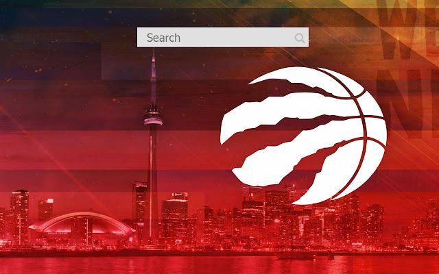 Toronto Raptors New tab