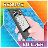 Resume PDF File Builder