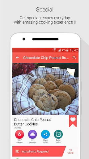 Cookies And Brownies Recipes for Android apk 2