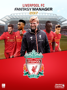 Liverpool FC Fantasy Manager17- screenshot thumbnail