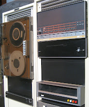 """Photo: Nova 840 complert, amb disc i cinta de 1/2"""""""