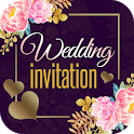 Wedding Invitation Card Maker - Creator (RSVP) icon