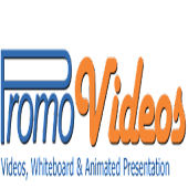 Promo video clip by a European or American model