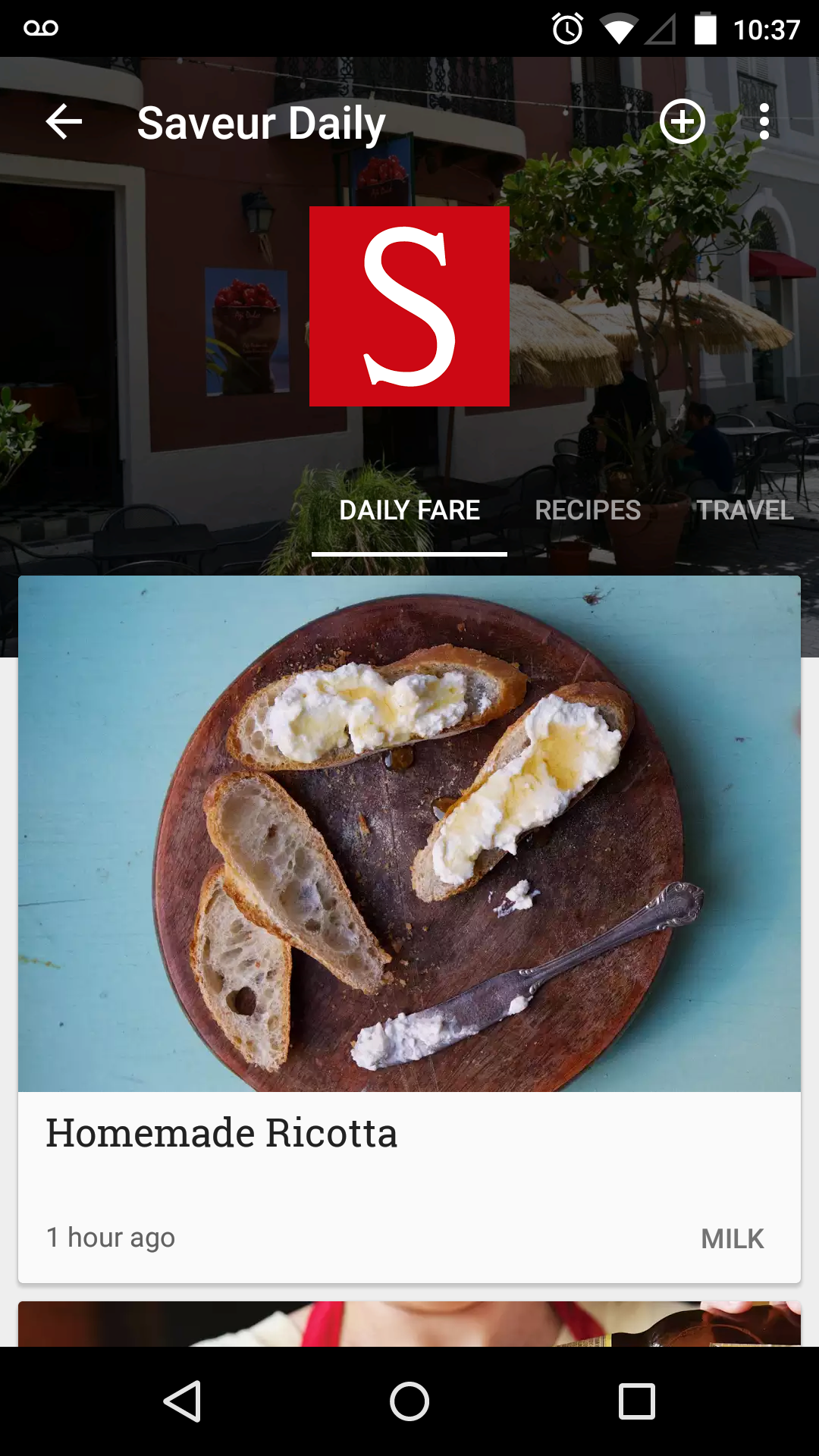 Google Play Newsstand screenshot #2