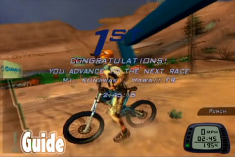 Guide Downhill Domination - náhled