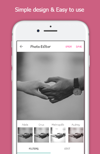 Photo B612 - Couple Photo Editor & Effects 1.0 screenshots 5