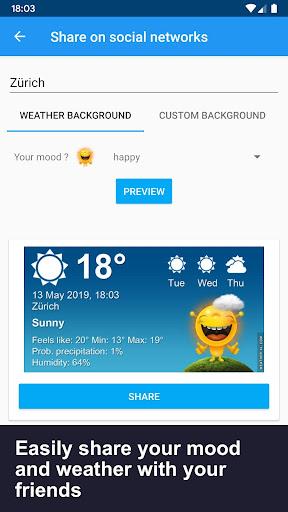 Weather Switzerland XL PRO 1.4.6.4-ch screenshots 7