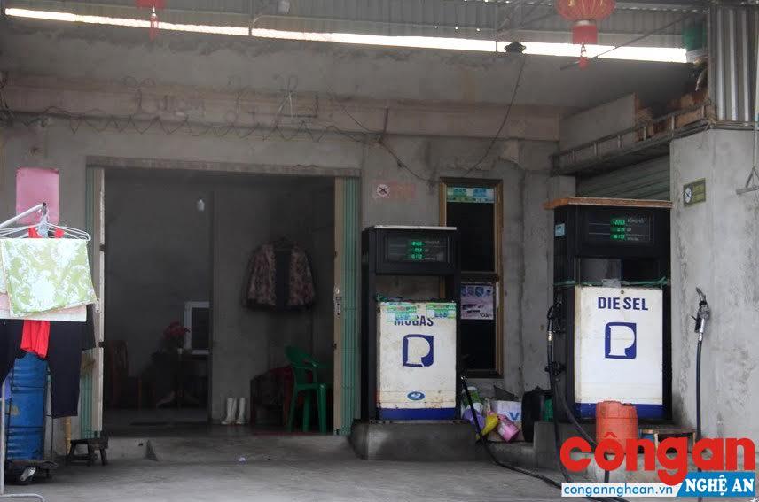 Cửa hàng không đủ điều kiện kinh doanh xăng dầu trên địa bàn Diễn Châu