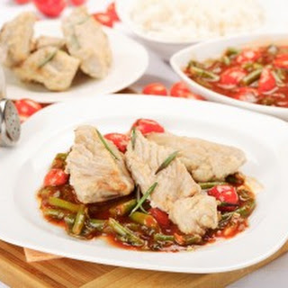 Flounder Recipe with Vegetables